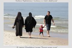 """Magdalena Langer """"Parami przez życie"""""""