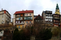 """Jan Konrad Soborowski """"Panorama miasta"""""""