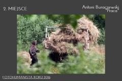 "Antoni Buraczewski ""Praca"""