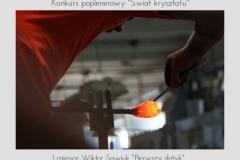 """Wiktor Sawiuk """"Pierwszy dotyk"""""""