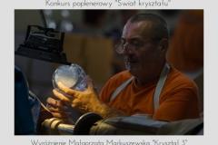 """Małgorzata Markuszewska """"Kryształ 3"""""""