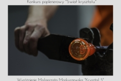 """Małgorzata Markuszewska """"Kryształ 5"""""""